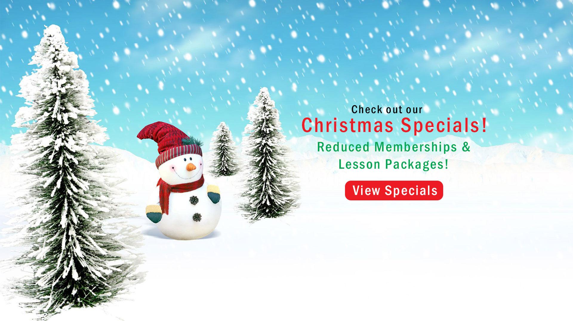 Joe Giles Christmas Specials